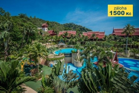 Cha Da Thai Village Resort - v září