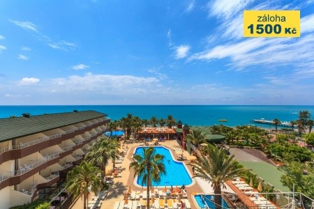 Hotel Galeri Resort - v červnu