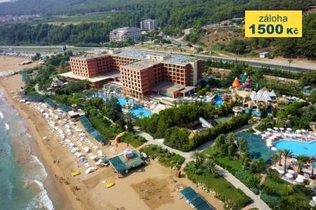 Pegasos Royal & Resort - Rodinný Pokoj