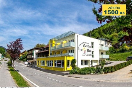 Hotel Zur Post V Ossiach Am See