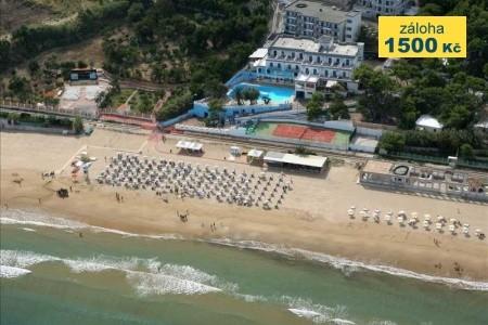 Hotel Baia Santa Barbara *** - Rodi Garganico - all inclusive