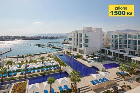 Hyatt Regency Aqaba Ayla Resort Plná penze