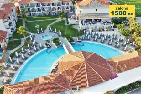 Hotel Exotica Hotel & Spa By Zante Plaza, Řecko, Zakynthos