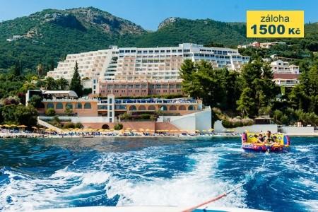 Sunshine Corfu & Spa - Last Minute a dovolená