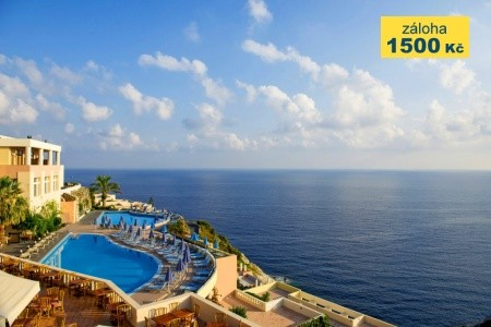 Athina Palace Hotel & Bungalows - letecky all inclusive