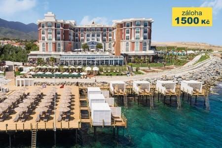 Hotel Kaya Palazzo Resort & Spa - lázně