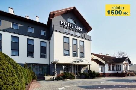 Hotel Apis - v září