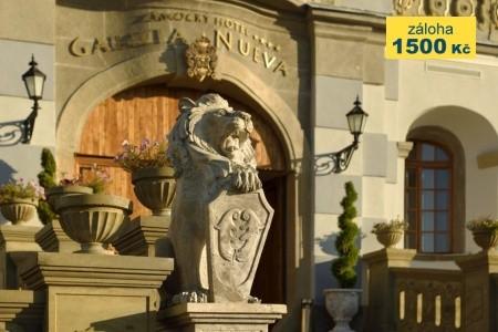 Hotel Galicia Nueva - Balíček Rodina - víkendy