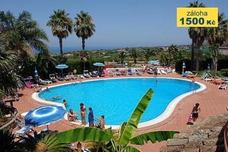 Hotel Residence Costa Azzurra - Last Minute a dovolená