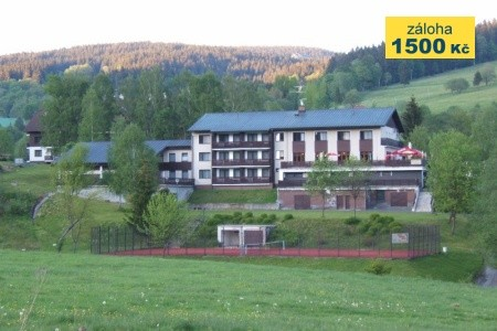 Špičák - Hotel Čertův Mlýn
