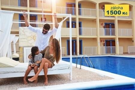 Hotel Club Cala Tarida - Last Minute a dovolená