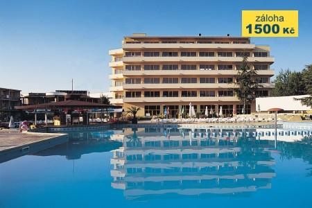 Park Hotel Continental - dovolená