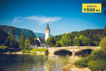 To nejlepší ze Slovinska + WELLNESS (autobusem) - wellness