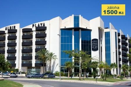 Albir Playa Hotel & Spa - v červnu