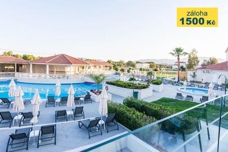 Hotel Exotica & Spa By Zante Plaza, Řecko, Zakynthos