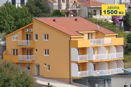 Vila Mirnna - Last Minute a dovolená