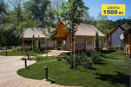 Resort Glamping Olimia Adria Village - v srpnu