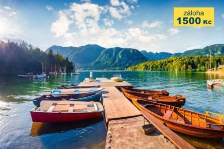 Slovinsko - malá,velká země - v září