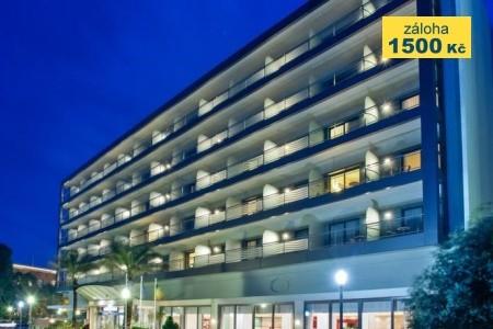 Mediterranean Hotel - plná penze