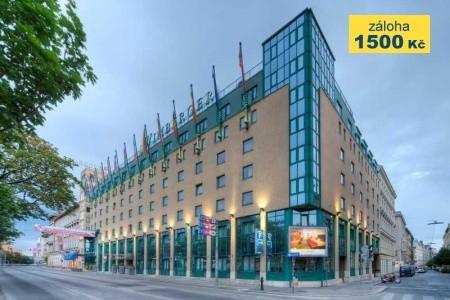 Hotel Arcotel Wimberger - v srpnu