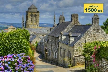 Tajemství Bretaně - poznávací zájezdy