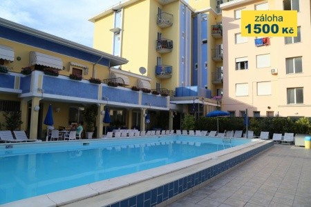 Hotel Portofino *** - Last Minute a dovolená