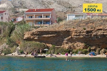 Vila Lorenco *** - luxusní dovolená