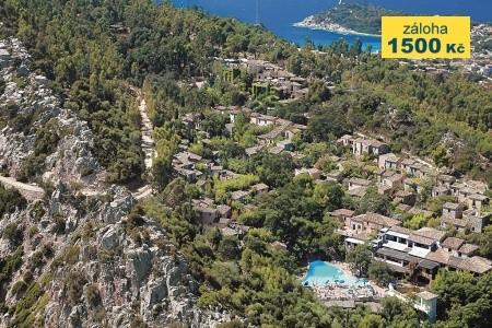 Arbatax Park Resort - Borgo Cala Moresca, Itálie, Sardinie / Sardegna