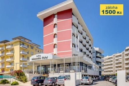 Hotel Ambassador***ˢ - Caorle Porto Santa Margherita - luxusní dovolená