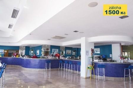 Hotel Playas De Guardamar - v říjnu