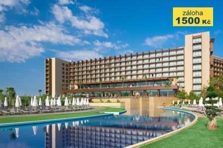 Concorde Luxury Resort & Casino - v září