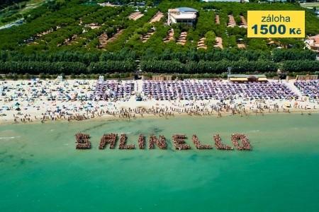 Salinello Villaggio - Last Minute a dovolená