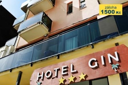 Hotel Gin - v srpnu