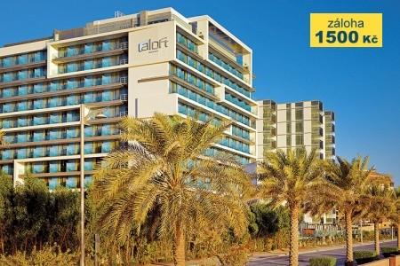 Hotel Aloft Palm Jumeirah - v září