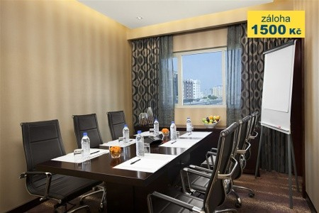 Doubletree By Hilton Hotel Ras Al Khaimah - v září