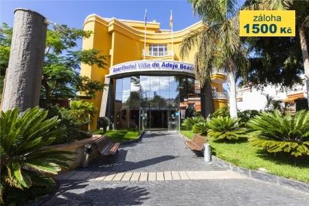 Hotel Villa De Adeje Beach - v říjnu