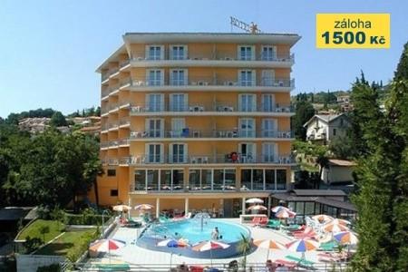 Hotel Mirna - letní dovolená u moře