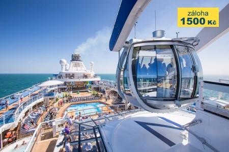 Usa, Kanada Ze Seattlu Na Lodi Ovation Of The Seas - 394022009P