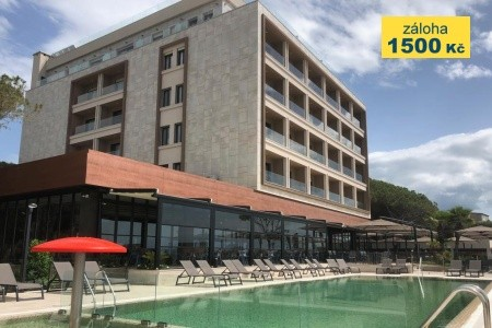 Eter Palace 50+ - letecky all inclusive