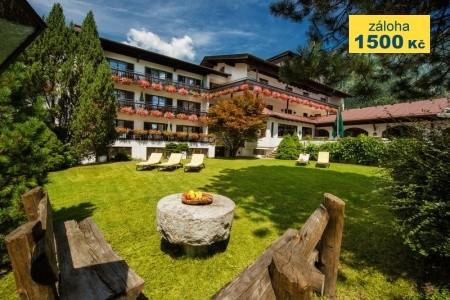 Johannesbad Hotel St. Georg (Ei) - v říjnu