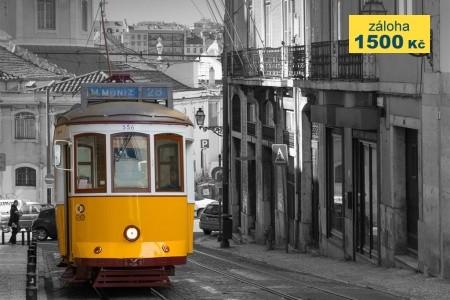 Poznejte Lisabon a okolí - poznávací zájezdy