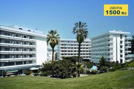 Hotel Gran Garbi - v říjnu
