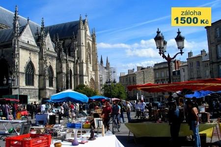 Last Minute Bordeaux - Francie