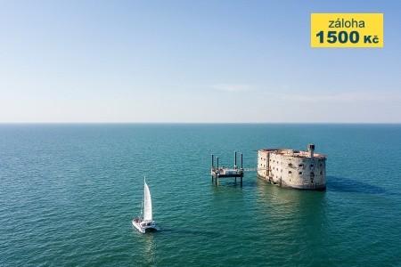 To nejlepší z La Rochelle + BORDEAUX + PEVNOST BOYARD (letec - Last Minute a dovolená