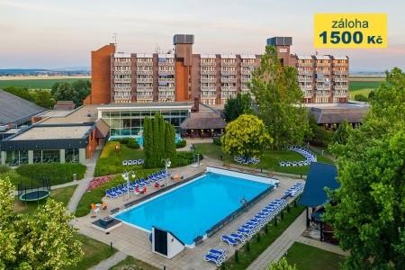 Danubius Health Spa Resort Bük - v srpnu