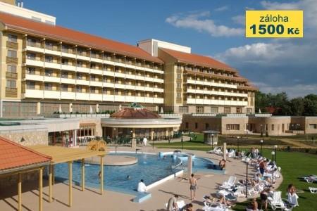 Hotel Pelion - v květnu