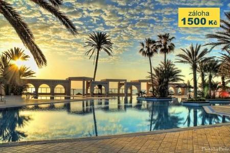 Zita Beach Resort - v červenci