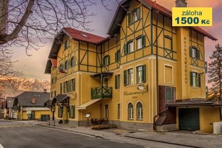 Hotel Triglav Bled - v srpnu