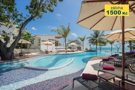White Sand Samui Resort - v září