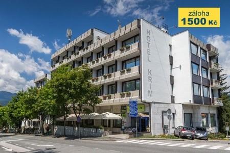 Hotel Krim - v srpnu